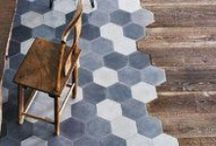 Tile Inspiration | Ideas for the House