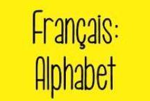 Français : Alphabet