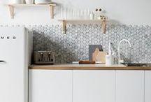 Tile Inspiration | Kitchen
