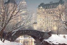 New York / My love