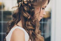 Bryllup frisyre