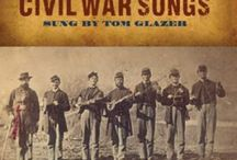 Civil War & Mr. Lincoln / Our 16th president, generals & foot soldiers, & naval men, sacrifices from the North & South, reconstruction / by LADY MAGUIRE