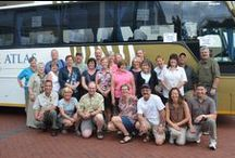 Tour Group Pictures / Pictures of the groups I have escorted on tours