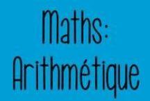Mathématiques : Arithmétique