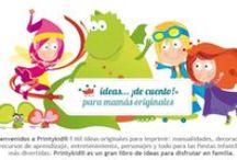 Ideas para fiestas / Recopilación de buenísimas ideas para fiestas infantiles