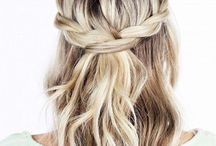 Holy Hair / by Savannah Lilianne