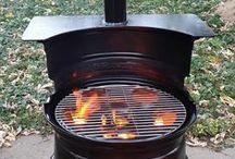 BBQ / barbecuen