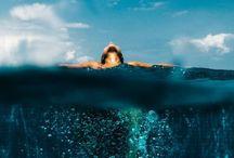 WATER / sea;swim;snorkle;summer;bath?