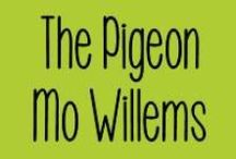 The pigeon - Mo Willems