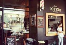 Café / Veškeré mé představy o kavárně, kterou jsem si vždy přál navštěvovat.
