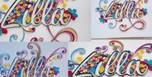 Name Quilling