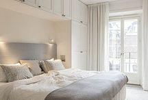 • Sovrum / Inspiration for bedroom make-over.