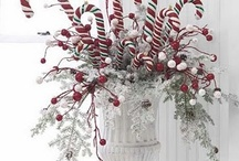 Karen's Christmas Crafts / Christmas is one of my favorite holidays if for nothing else the decorations and the wintery scenes of the holiday.  Enjoy the crafts! / by Karen Lawrence