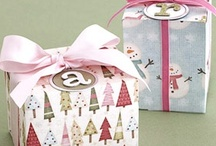 Karen's Holiday Gift Wrapping / by Karen Lawrence