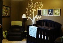 Nursery Ideas / by Leslie Berdecia