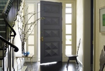 Foyer and Entryways / by Leslie Berdecia