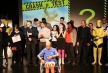 Crash Test 2013 / Crash Test 2013 - Maison de l'Entrepreneuriat - Concours de Pitch étudiants & jeunes créateurs d'entreprises / by Maison Entrepreneuriat