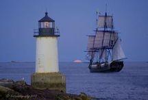 Lighthouses / Faros