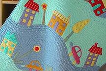 Kids Room - Patchwork Quilts, Throws &  Bed Blankets