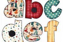 Kids Room - ABC Letters