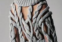 knit / fashion