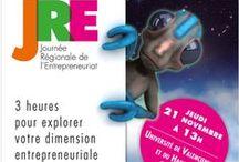 JRE 2013 - Université de Valenciennes et du Hainaut-Cambrésis / Journée Régionale de l'Entrepreneuriat - accueillie par l'Université de Valenciennes et du Hainaut-Cambrésis - 250 étudiants de la région en mode challenge entrepreneurial -  #entrepreneuriatetudiant / by Maison Entrepreneuriat