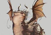 2D Arts (Character/Creature)
