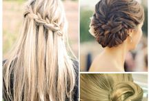 Hairstyles / Inspiration for bad hair days, lol :)