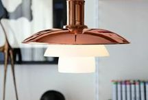 Product • PH 3½-3 Copper • Limited Edition • Louis Poulsen / Poul Henningsen (PH), the social critic, review author, debate enthusiast and – most memorably –  danish light designer, would have turned 120 on 9 September 2014. To mark the occasion, his long-term partner Louis Poulsen is launching a limited edition of one of the first models in the famous PH System.