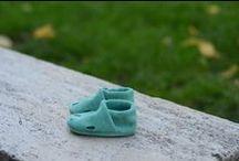 Piloo shoe / Piloo soft sole handmade leather shoes