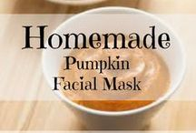 DIY Homemade Beauty Recipes / A collection of #DIY #HomeMadeBeautyRecipes for you to try.