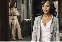 Scandal's Kerry Washington Fashion / Scandal Fashion