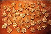 Gingerbread ♥ yummy and beautiful *-*