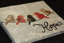 Newspaper Upcycling