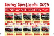 Special Sections / Dodge County Pionier's special sections published throughout the year.