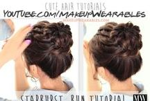 hair style / the perfect hair style for the day