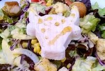 FOOD / Tout ce qui est bon et ravi nos palets !  http://louiseporta.wix.com/lavisdelou