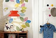 Inspiration • Children's Room Lighting • Louis Poulsen / A little inspiration for some colorful lamps, perfect for the children's room.