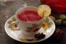 Tea and Herbs