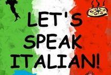 Let's Speak Italiano / Speak Italian, shall we? #italian #italiano