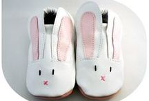 Piloo animals / Piloo soft sole handmade leather shoes