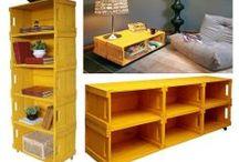 Boa ideia, quero fazer! / Dicas, decoração, trabalhos manuais, reforma....