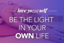 Love Yo(ga) Self