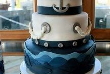 Blue Nautical Party