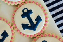Pink Nautical Party