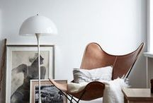 Interiors We Love / We have pinned all the beautiful interiors designed with our lamps that we have found all over Pinterest. Get inspired with this board.