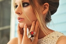 Ritzy Rings / Accessorize with statement rings!
