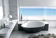 ♥ Splish Splash! ♥ / Some of these bathrooms are just amazing!