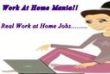 work at home mania / work at home mania, working from home information