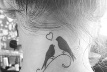 Tattoos: for my niece Natalie :) / My niece lives in Australia and loves to design Tattoos -  Some inspiration for her  :) - PS...Your Mum says she loves you loads x